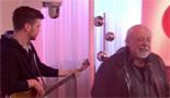 Filmpje: Wan Troe Tie Live @ Q-music