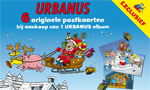 Urbanus Kerstkaar - Carrefour Najaarsactie 2015