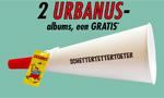 Urbanus Schettertettertoeter - Standaard Boekhandel Voorjaarsactie 2016