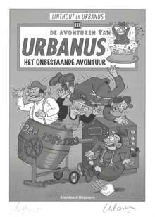 Urbanus Luxe Albums