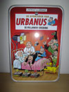 Urbanus Luxe Met Plaat 100 Uniek Bord Op 10 ex.