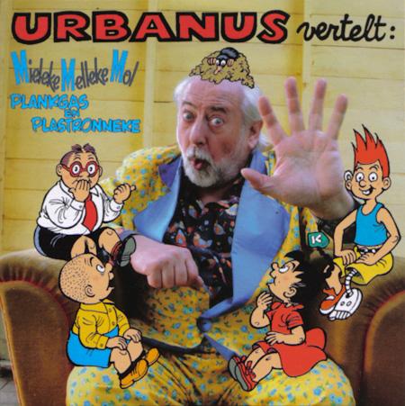 Urbanus Vertelt 1 DVD