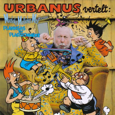 Urbanus Vertelt 2 DVD