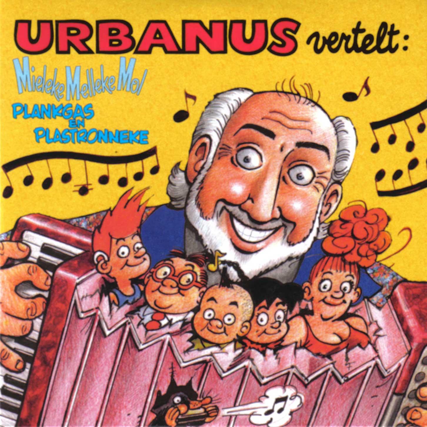 Urbanus Vertelt 3 DVD