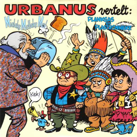 Urbanus Vertelt 4 DVD